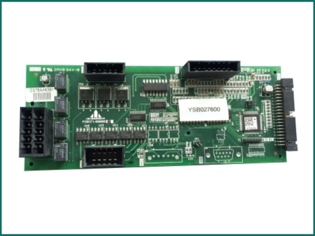 互生网站产品 Mitsubishi elevator main board P203714B000G11 , elevator pcb.jpg