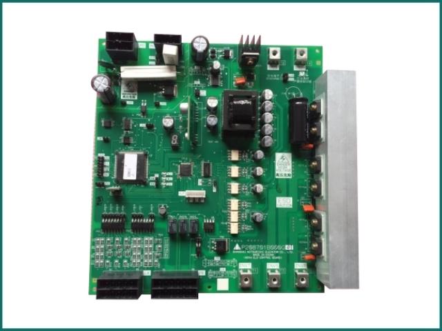 互生网站产品 Mitsubishi elevator PCB , elevator parts P208701B000G01.jpg