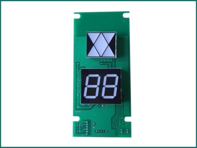 互生网站产 Kone elevator display board JRTL-X2 , kone pcb.jpg