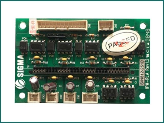 互生网站产 lg elevator pcb IPM-RLA REV1.2 , lg elevator door motor board.jpg