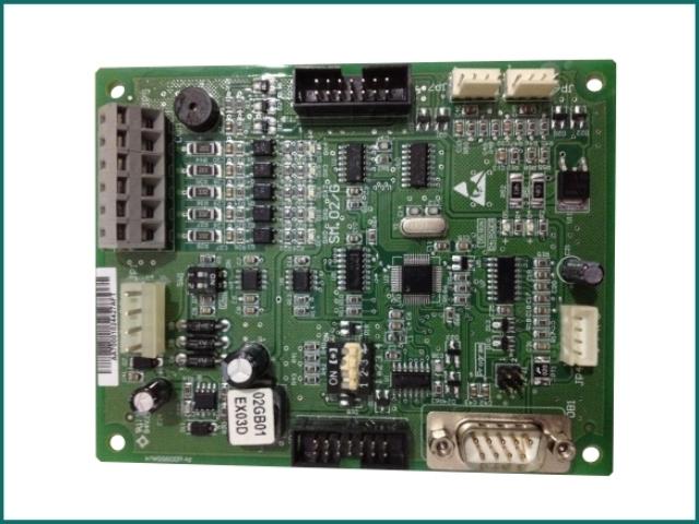 互生网站产 Sigma elevator communication board sm-02-G , LG-Sigma elevator pcb.jpg