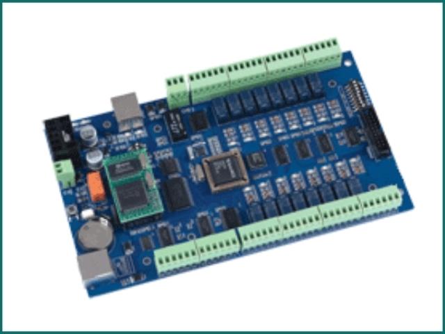 互生网站产 Elevator controller main board TCPIP , elevator pcb.jpg