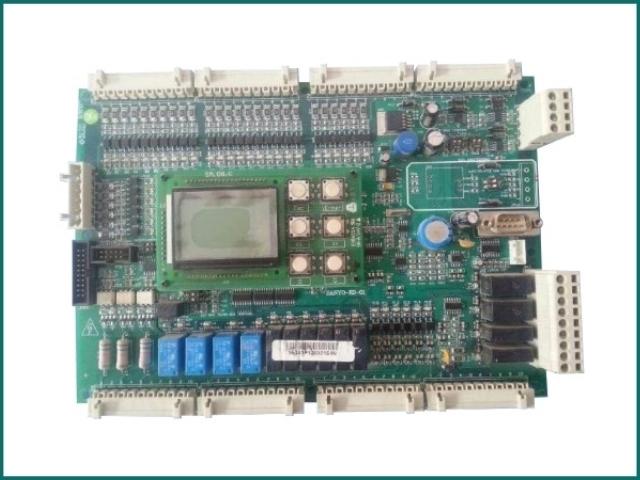互生网站产 elevator control board SANYO-E2-01 , elevator pcb.jpg