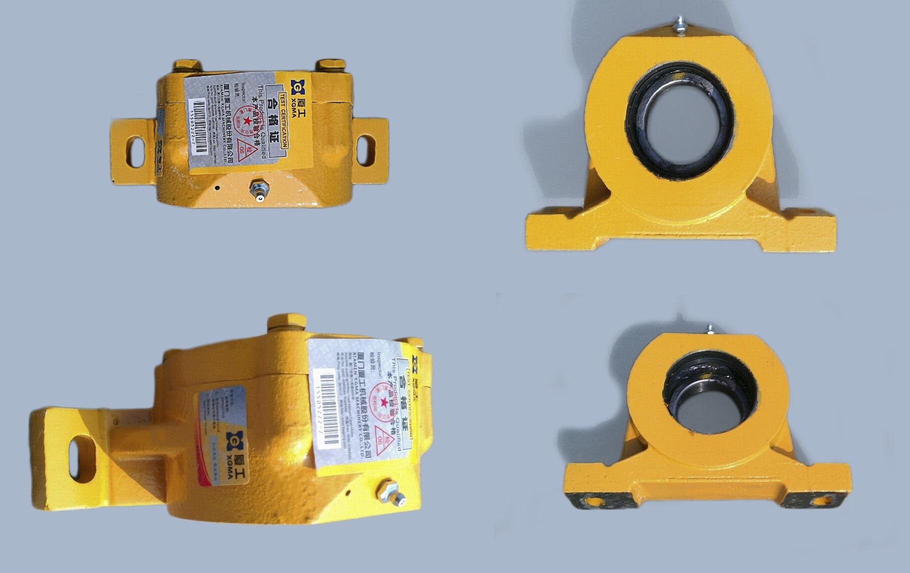 厦工配件XG955III XG956III 传动轴中吊架 54A1175Φ60mm 2.jpg