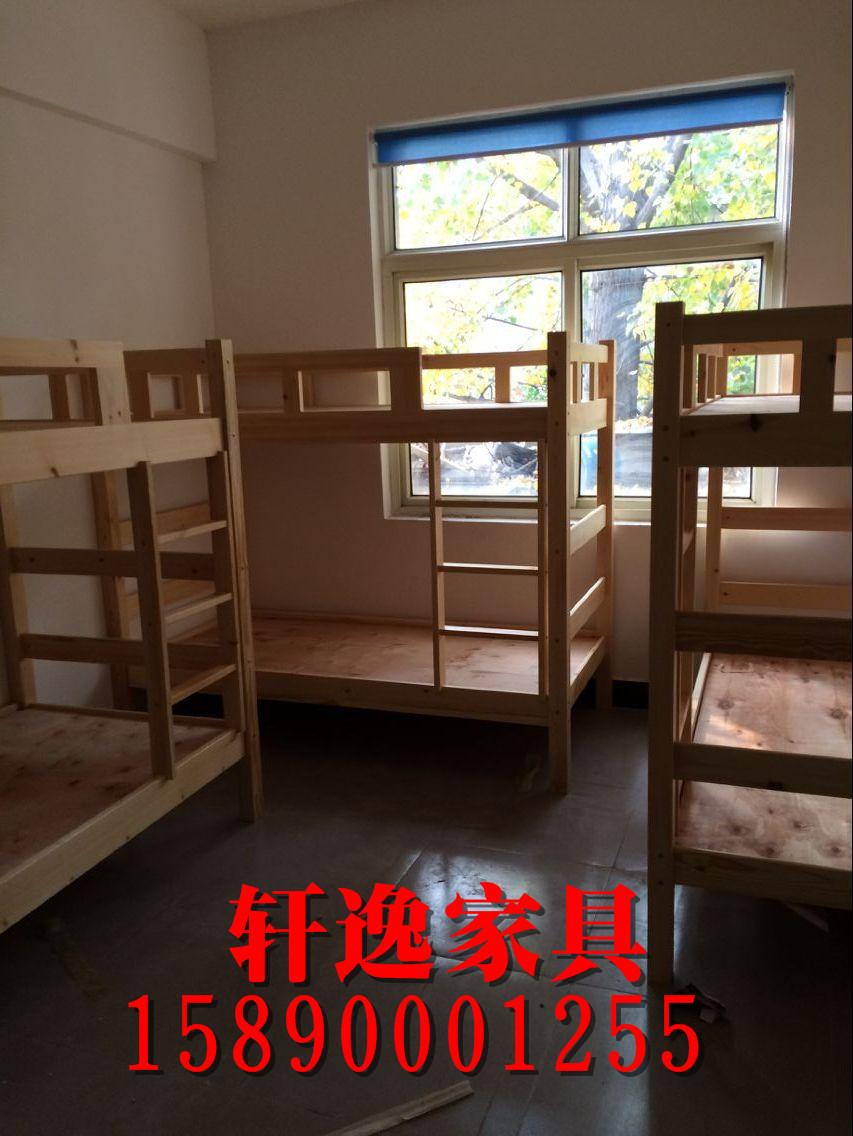 河南学生实木上下床厂家