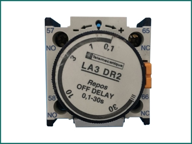 互生网站产 Hyundai time delay contactor block LA3DR2 , elevator parts.jpg