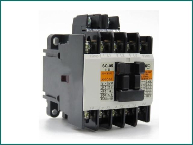 互生网站产 Fuji elevator contactor SC-05 AC 110V , elevator contactor.jpg
