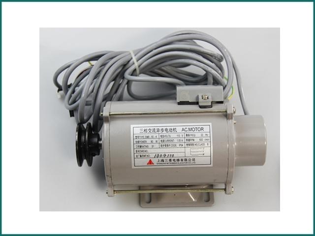 互生网站产 MITSUBISHI elevator three phase AC motor EMB-80-4 P131007B115G01 , elevator machine.jpg
