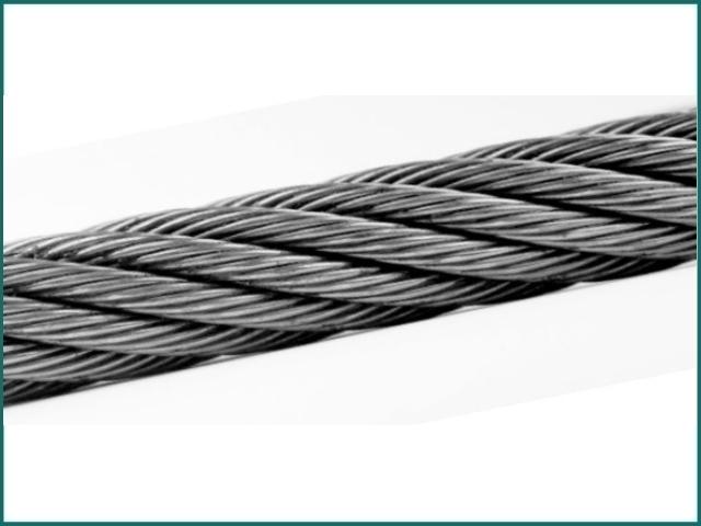 互生网站产 Elevator galvanized steel wire rope , Elevator wire rope.jpg