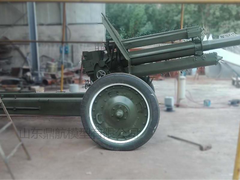 军事模型生产厂家/金属军事模型生产制作/54-122毫米加榴炮模