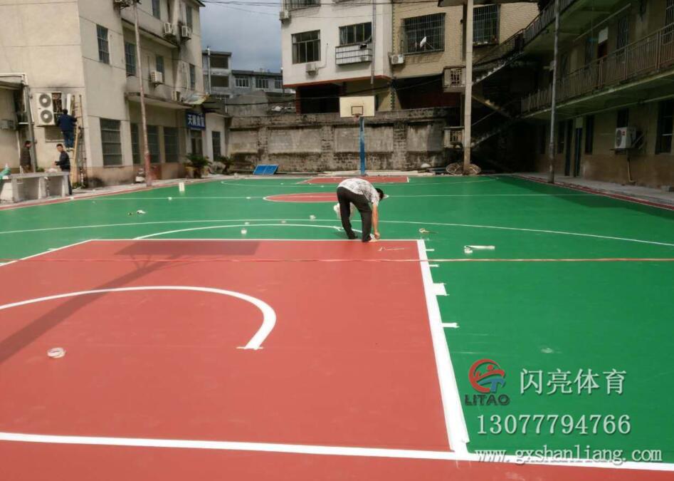 中国电信都安分公司,硅PU篮球场 (3).jpg