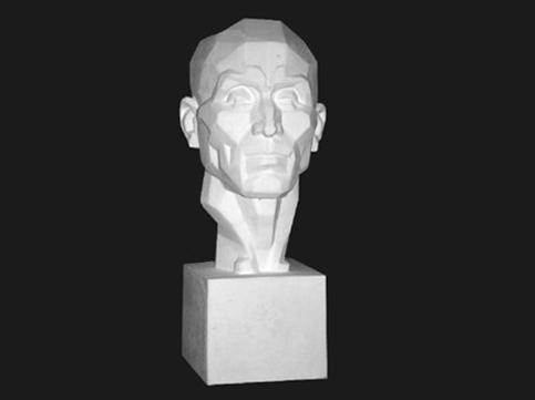 首页 雕塑制作 石膏教具 (头像)石膏像a系列 a010头颈部切面h60cm