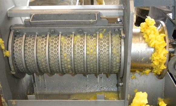 小型螺旋壓榨機