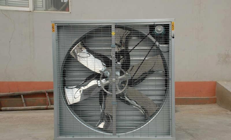 工廠降溫風機