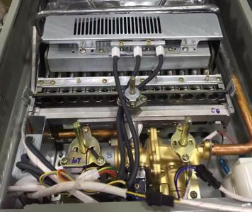 天燃气热水器e3故障维修小经验