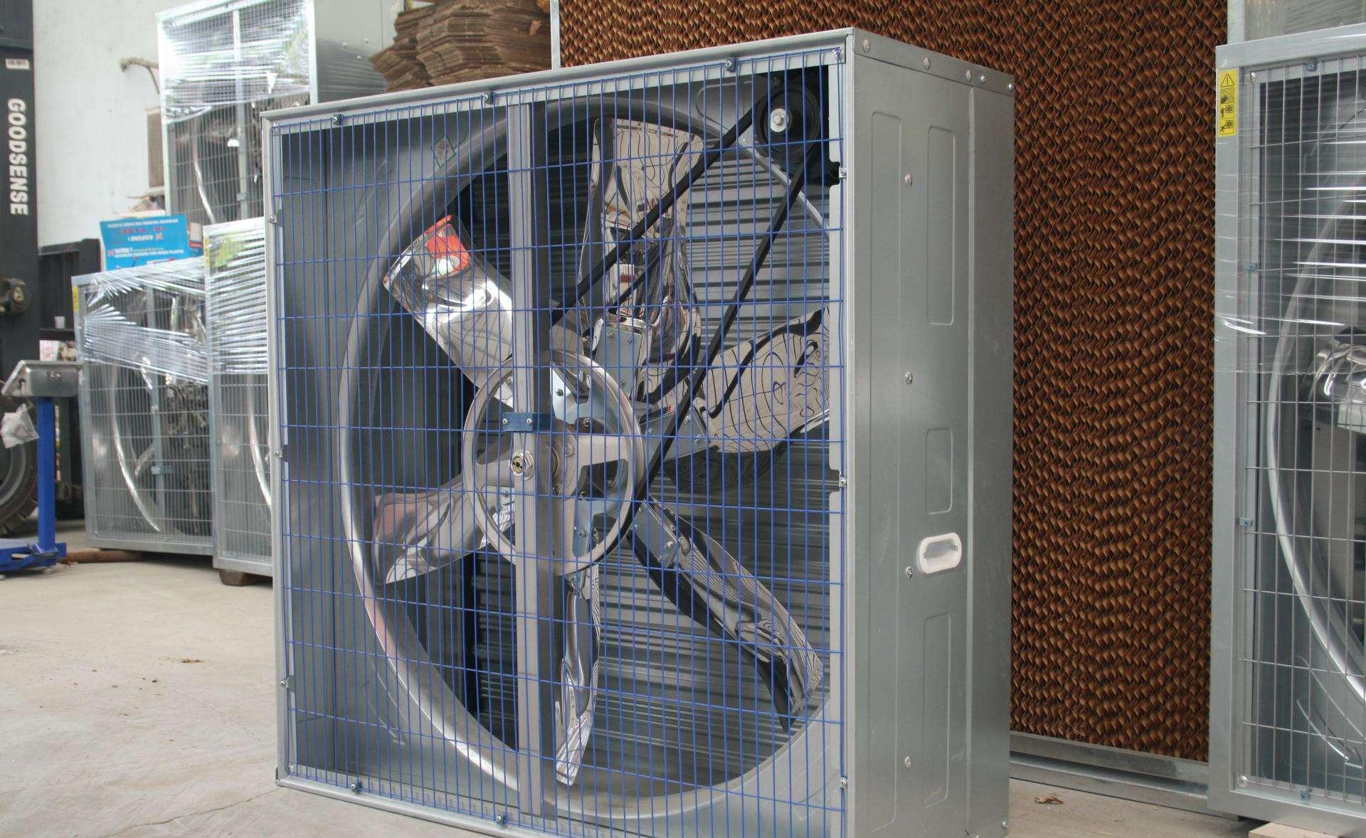噴塑降溫風機