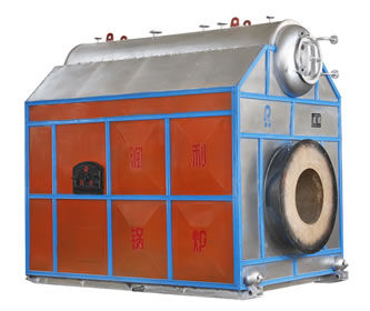 烟气余热蒸汽锅炉