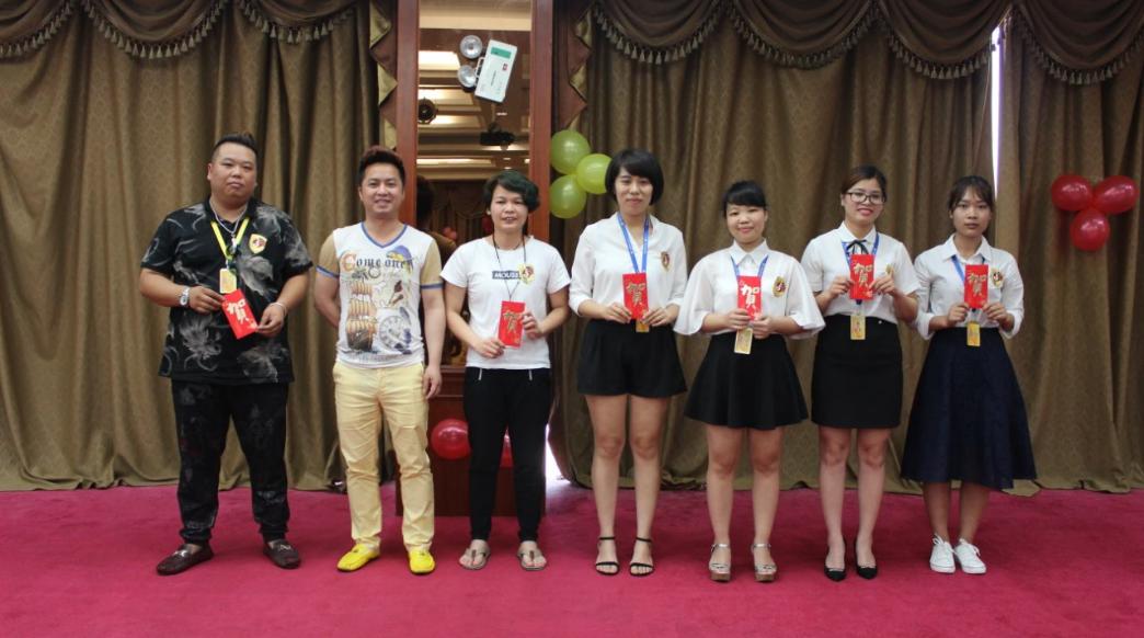 香港九壽集團2017年第一季度總結大會|媒體報道-廣西南寧市九壽貿易有限公司