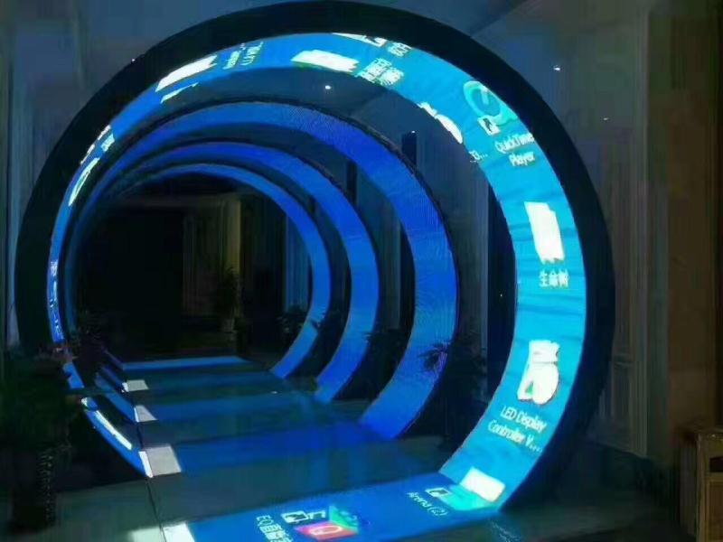 LED显示屏异型系列哪家好