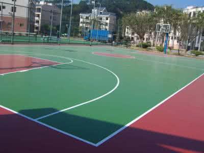重庆lehu6诠释硅PU球场的基础知识