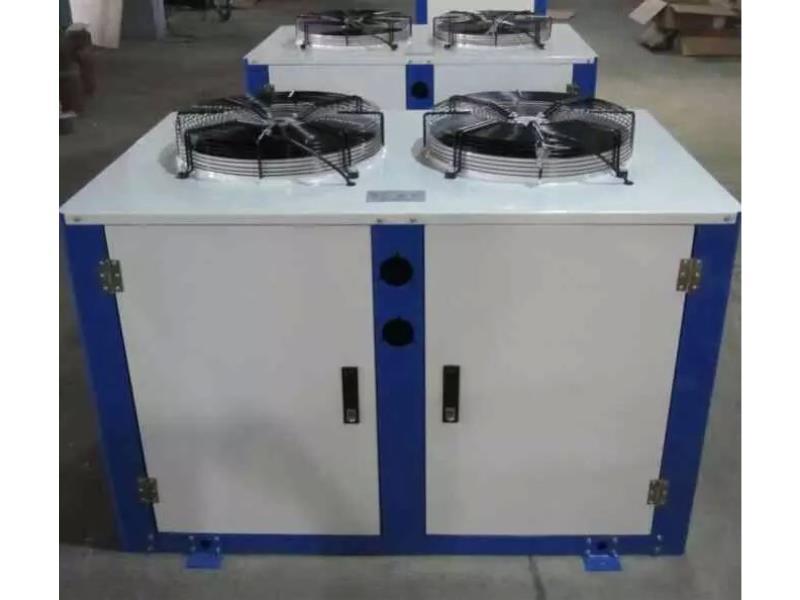 冷库箱式风冷机组