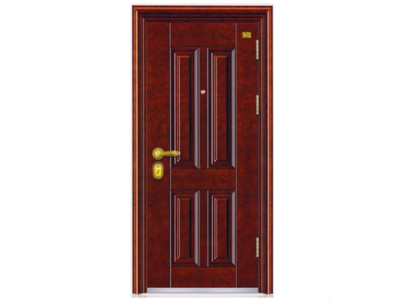 木雕门防盗门