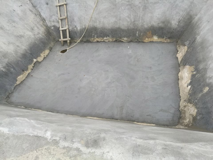 基坑防水补漏