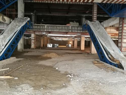 惠州市某某购物广场加固改造项目工程|近期业绩-惠州市余庆堂加固科技有限公司
