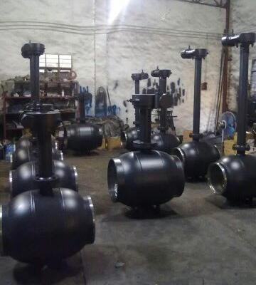 全焊接球閥