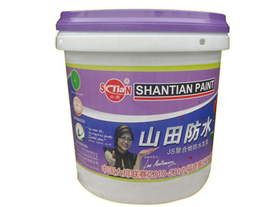 JS聚合物防水灰浆