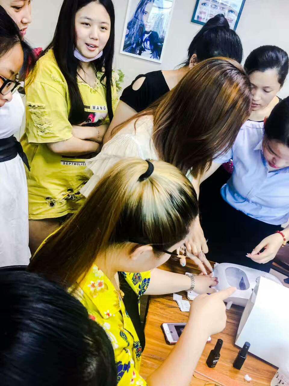 晋江美甲彩绘机