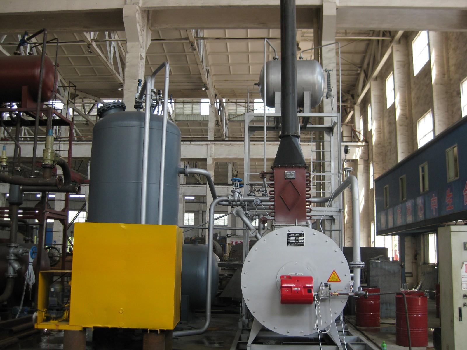 锅炉能效现场测试|润利动态-江苏润利锅炉有限公司