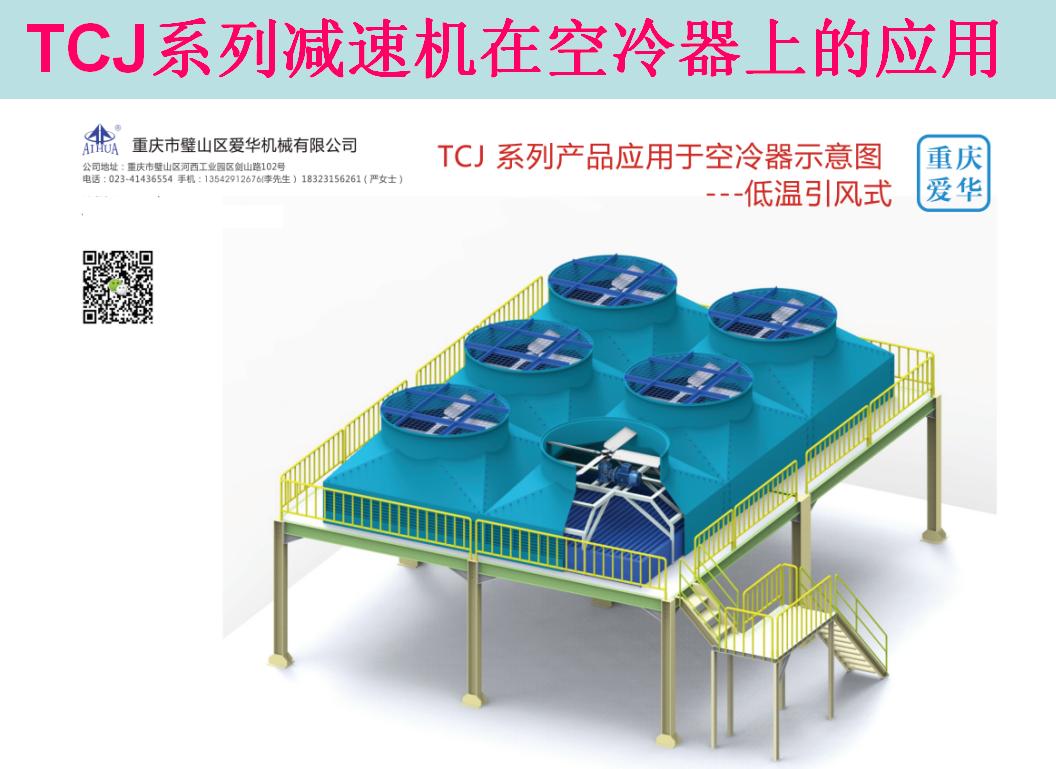 TCJ系列ope体育官方在空冷器上的应用