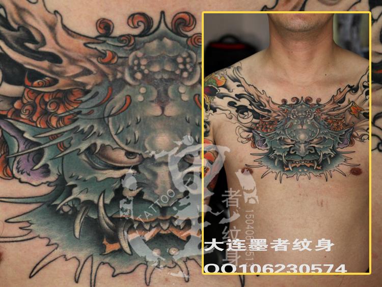 大连墨者纹身 花胸15484.jpg