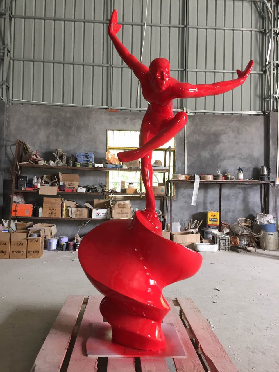 玻璃钢雕塑|玻璃钢雕塑-福建省厦门市笃爱雕塑有限公司