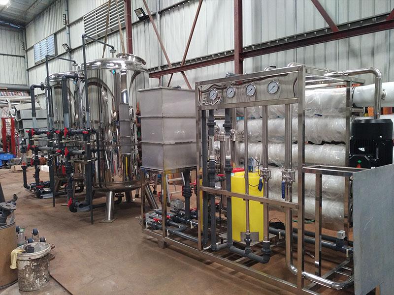 工业纯水RO反渗透装置|荣誉证书-四会市宏创工业机械设备有限公司