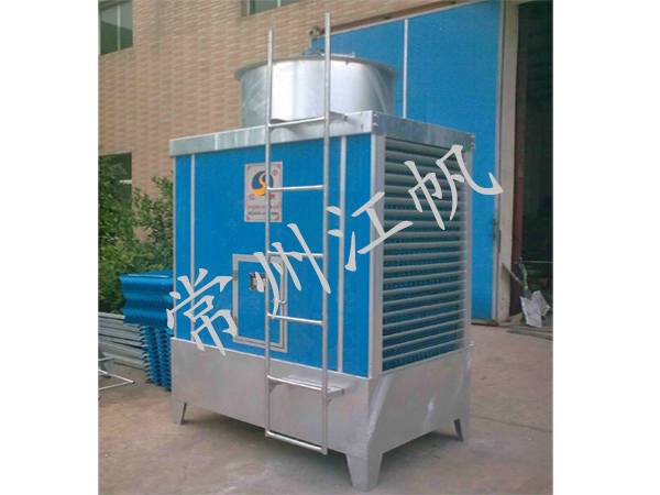 全鋼結構橫流式冷卻塔