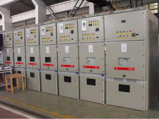 KYN28-12系列高压开关柜|变压器系列-河南路诚机电制造有限公司