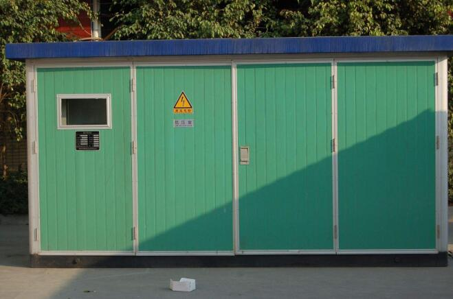 YB12型箱式变电站|变压器系列-河南路诚机电制造有限公司