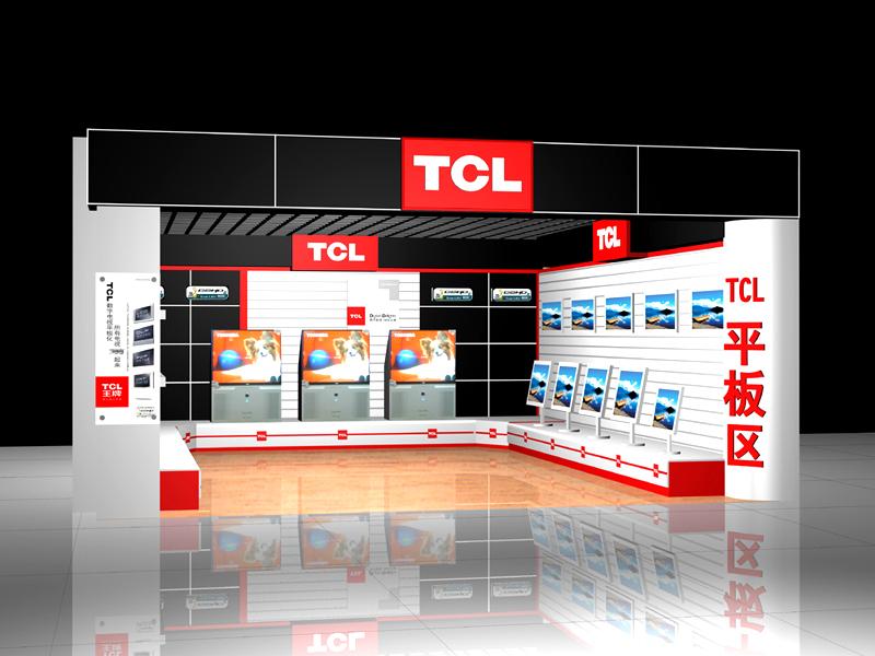 時令TCL彩電展廳設計效果圖.jpg