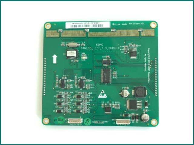 互生网站产 KONE elevator LCD display board KM1353680G01...jpg