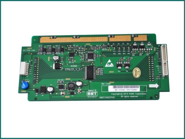 互生网站产 KONE elevator LCD display board KM51104206G01...jpg