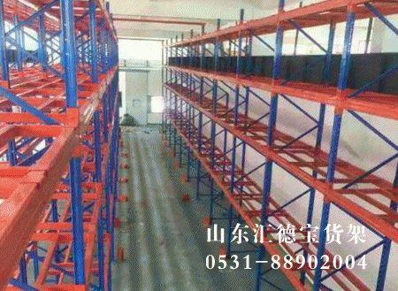 青岛货架厂浅谈怎样检查安装的重型货架是否合格