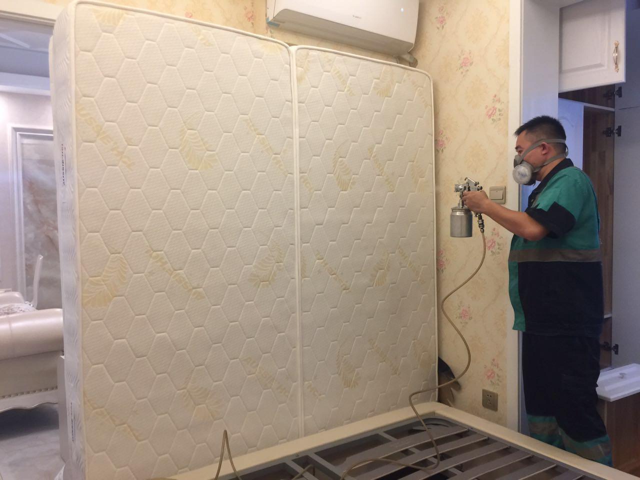 室内空气污染治理——新床垫上的塑料膜要不要撕掉?|解决方案-武汉小小叶子环保科技有限公司
