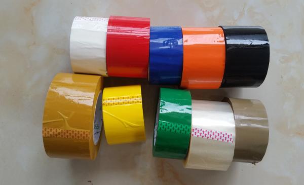 彩色封箱膠帶|彩色封箱膠帶-惠州市歐利特包裝制品有限公司