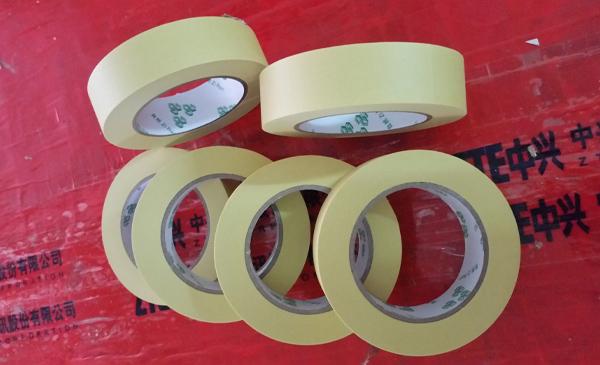 高温美纹胶带-耐高温100-300度 高温美纹胶带-耐高温100-300度-惠州市欧利特包装制品有限公司