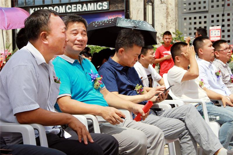 徐州金科陶瓷旗舰店盛大开业|会员企业动态-徐州市江西商会