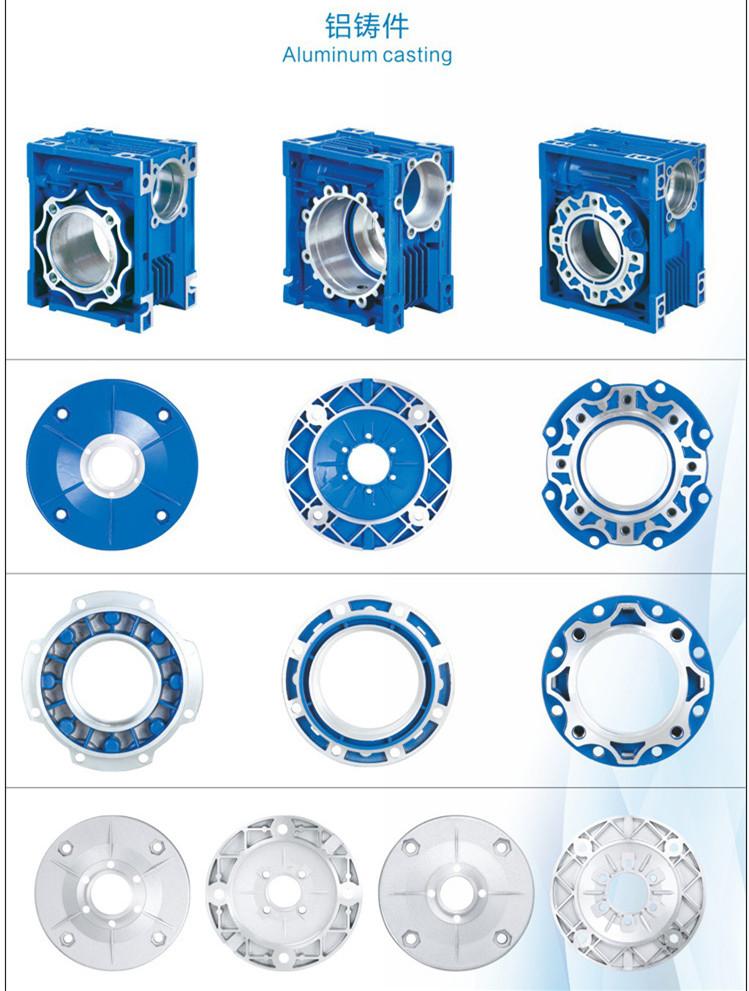 三上牌NMRV040/090雙渦輪減速器變速器廠家直銷 雙渦輪減速器-商丘市瑞奧減速機械有限公司