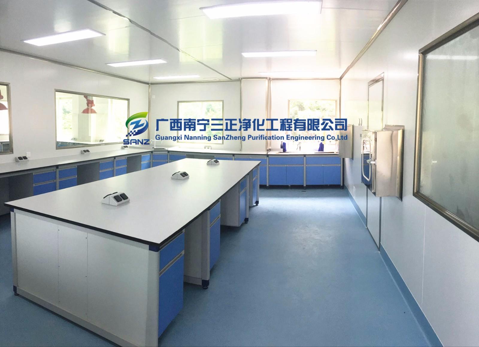 广西实验室规划设计