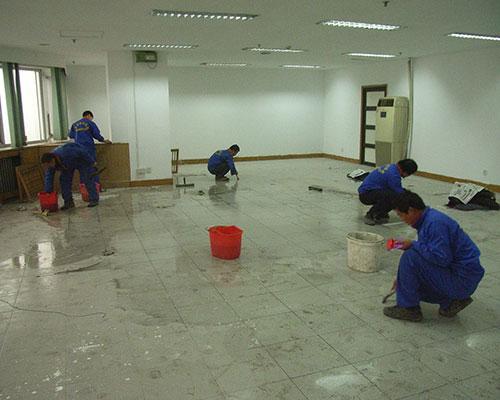 重庆开荒保洁_服务详情和流程【重庆清洁公司】